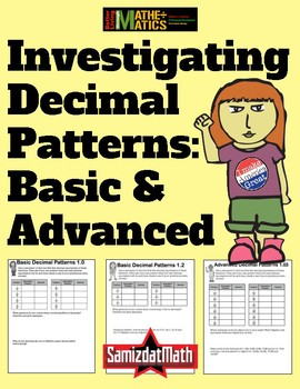 Investigating Fraction to Decimal Patterns: Basic and Advanced Patterns