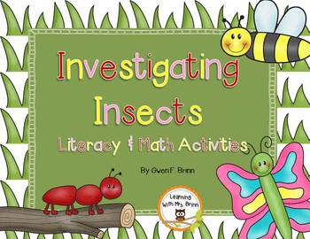 Investigating Insects