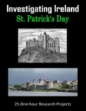 Investigating Ireland on St. Patrick's Day (One-hour Internet Research Projects)