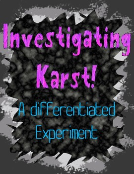 Investigating Karst Differentiated Activity