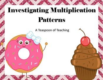 Investigating Multiplication Patterns