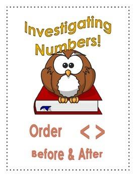 Investigating Numbers