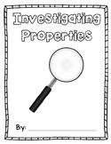 Investigating Properties Science Journal