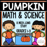 Pumpkin Science Unit: A Week-Long Investigation for Primary Grades