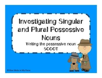 Investigating Singular and Plural Possessive Nouns (Core Knowledge)