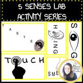 Nervous System Lesson (5 Senses)