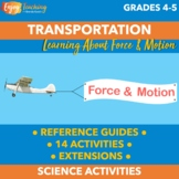 Investigating Transportation Systems - Force, Friction, an