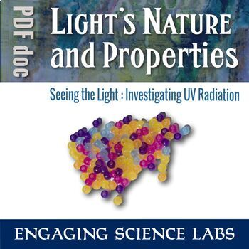 Investigating UV Light—A Science Experiment on Optics for Middle School