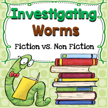 Investigating Worms: Fiction vs. Nonfiction