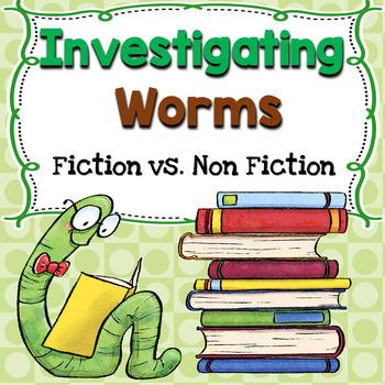 Investigating Worms: Fiction vs. Nonfiction