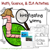 Investigating Worms Science, Math, Language Arts & Craftiv