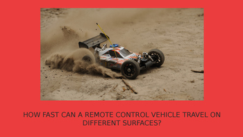 Investigating friction with remote control cars Part one