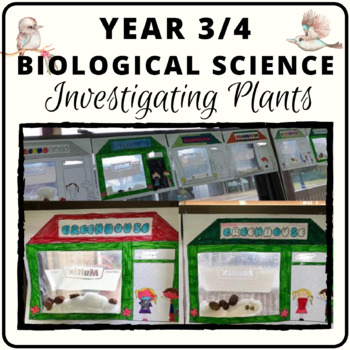 Investigating plants science unit