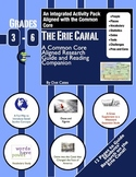 The Erie Canal: A Common Core Research Guide and Reading Companion Gr. 3-6