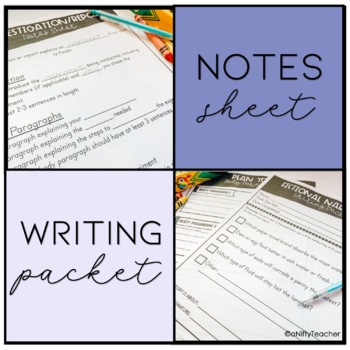 Investigation/Report Writing Packet