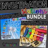 Investigation Stations BUNDLE | #STEMstravaganza2