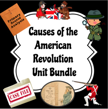 Investigation Unit on the Causes of the American Revolution