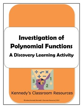 Investigation of Polynomial Functions