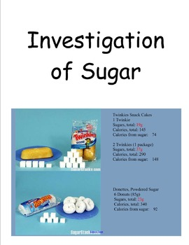 Investigation of Sugar