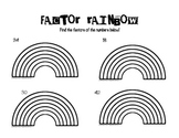 'Investigations' Grade 4 Math Supplements: Unit 1 Factors,