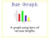Investigations Math Vocabulary Cards Unit 2 Third Grade