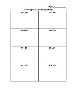 Investigations (TERC) Supplemental Materials Unit 6 Grade 2