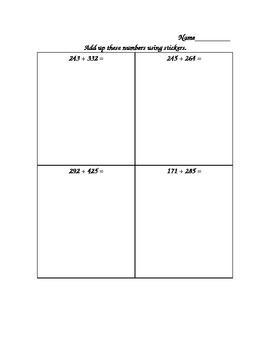 Investigations (TERC) Supplemental Materials Unit 8 Grade 2