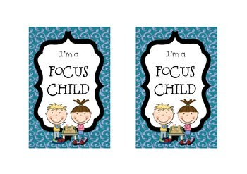 Investigations: focus child, reporter & photographer lanyards