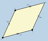 Discovering Properties of Parallelograms (Part 1 of 4)