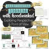 Investigative Learning: Teaching Point of View with Hoodwi