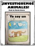Investiguemos Animales (Animals Research in Spanish)