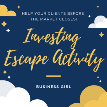 Investing Escape Activity