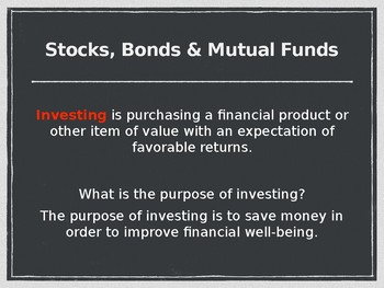 Investing PowerPoint