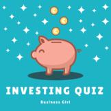 Investing Quiz