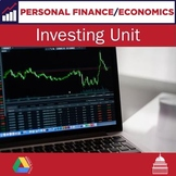 Personal Finance |  Investing Unit