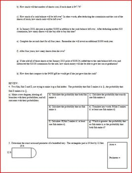 Investing for Retirement Spring 2013 (Editable)