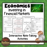 Investing in Financial Markets - Interactive Note-taking A