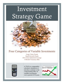 Investment Strategy Game