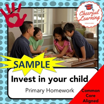 Investment Time Home Learning Connection