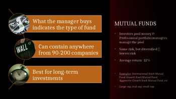 Investments Powerpoint