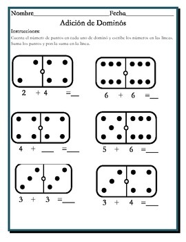 Winter Activities in Spanish Math and Literacy K, 1st and 2nd Grade