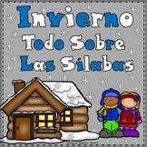 Invierno:  Todo Sobre Las Silabas