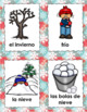 Invierno Winter Beginning Spanish Lessons for Elementary