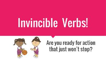 Invincible Verbs!