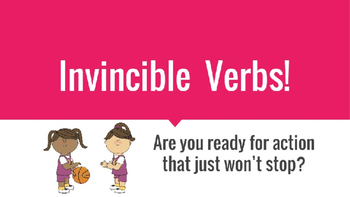 Invincible Verbs! PowerPoint