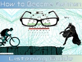 Invisibilia Podcast Listening Guide: How To Become Batman