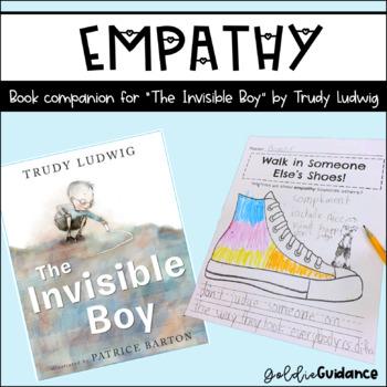 Invisible Boy Empathy Worksheet