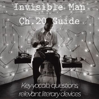 Invisible Man Chapter 20 Guided Reading Notes