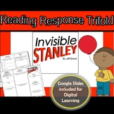 Invisible Stanley Reading Response Trifold