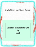 Invisible in the Third Grade Literature and Grammar Unit